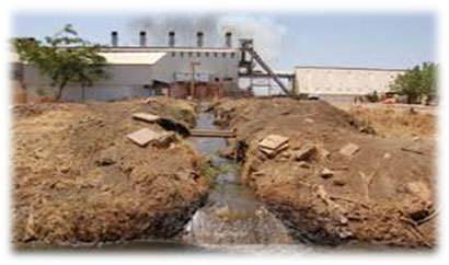 الصرف الصناعى