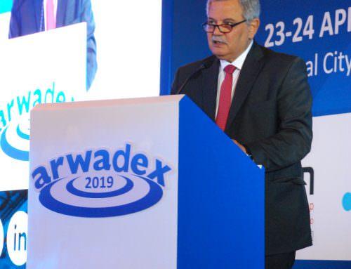 """اليوم .. أفتتاح مؤتمر """"تحلية المياه في الدول العربية ARWADEX2019"""" تحت رعاية دولة رئيس مجلس الوزراء ."""