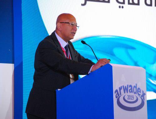 نائب رئيس الشركة القابضة لمياه الشرب والصرف الصحى يستعرض الوضع الراهن والمستقبلي لتحلية المياه بمصر .