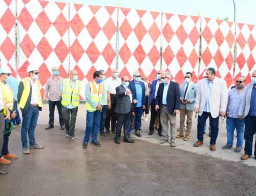 المهندس/ ممدوح رسلان …يوجه الشركات التابعة بالاستعداد المبكر للأمطار.