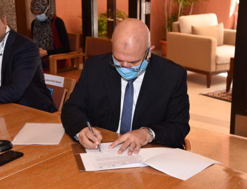 توقيع مذكرة تفاهم بين الشركة القابضة للمياه والجامعة الأمريكية وجامعة الإسكندرية لتأسيس مركز تميز المياه